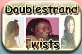 Doublestrand Twists